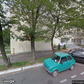 Widok z ulicy Zakład Pielęgnacyjno-Opiekuńczy