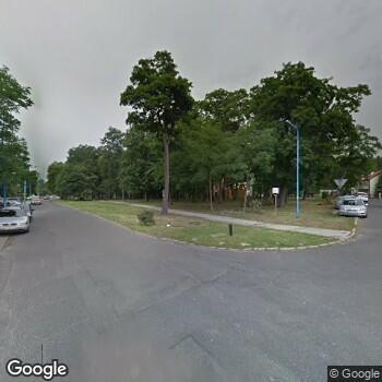 Widok z ulicy IPP Danuta Dróżdż