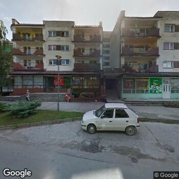 Widok z ulicy Prywatna Praktyka Stomatologiczna Edyta Pohorecka-Wieczorkowska