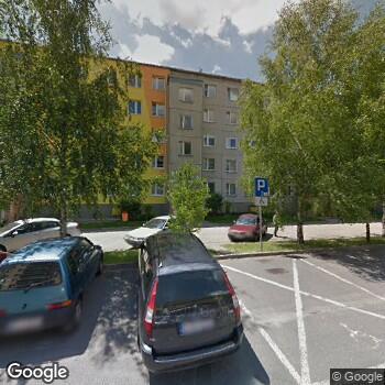 Widok z ulicy ISPL Maria Kędzior