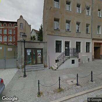 Widok z ulicy Specjalistyczny Gabinet Stomatologiczny Grzegorz Mączka