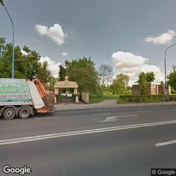 Widok z ulicy ISPL Krystyna Szufnarowska