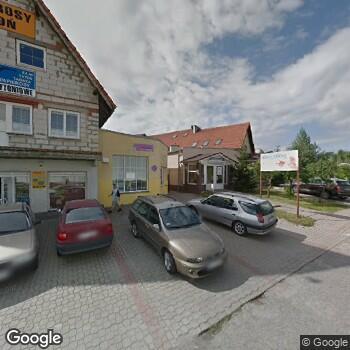 Widok z ulicy ISPL Gabinet Alergologiczny Urszula Kuźmińska