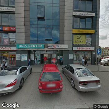 Widok z ulicy ISPL Dermatolog Wenerolog Małgorzata Bartkowiak
