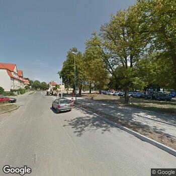 Widok z ulicy SPZOZ w Świdnicy