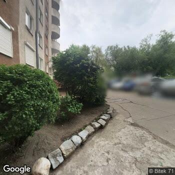 Widok z ulicy Lt-Dent