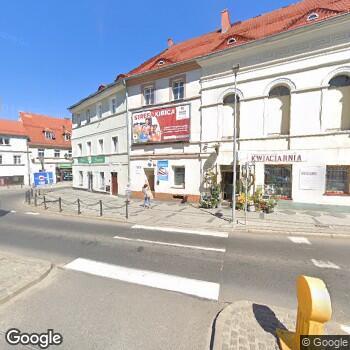 Widok z ulicy Gawłowska Beata Gabinet Stomatologiczny