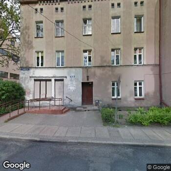 Widok z ulicy Prywatny Gabinet Stomatologiczny Ewa Fraj