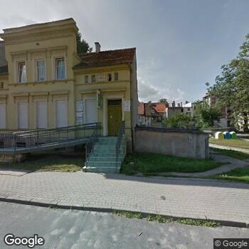 Widok z ulicy Prywatny Gabinet Stomatologiczny Bożena Strzelecka