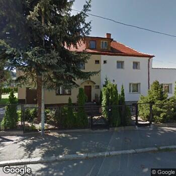 Widok z ulicy Stanisław Borowski ISPL Poradnia Urazowo-Ortopedyczna