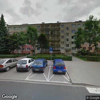 Widok z ulicy ISPL Iwona Giniowiec