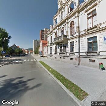 Widok z ulicy ISPL Elżbieta Krysińska