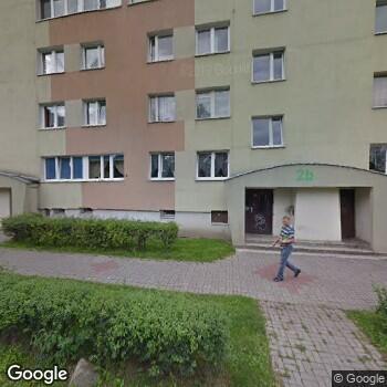 Widok z ulicy Krystyna Kaźmierczak IPP
