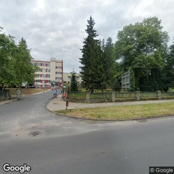 Widok z ulicy ISPL Dermatolog, Wenerolog Eleonora Głogocka-Hałubiec