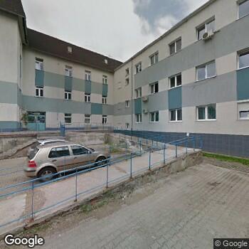 Widok z ulicy Fresenius Nephrocare Polska
