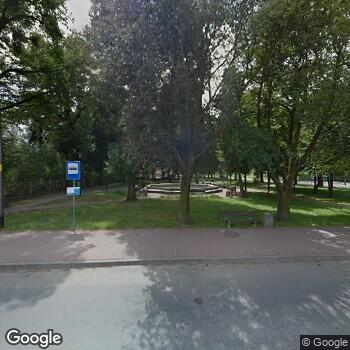 Widok z ulicy ISPL Małgorzata Murawa-Madej