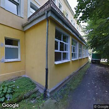 Widok z ulicy Uzdrowisko Świeradów - Czerniawa - Grupa PGU