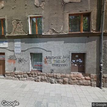 Widok z ulicy Prywatny Gabinet Lekarski Mirosława Lubińska