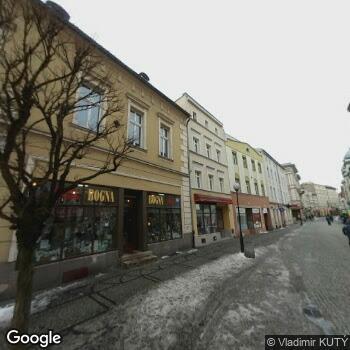 Widok z ulicy ISPL Łoś Elżbieta
