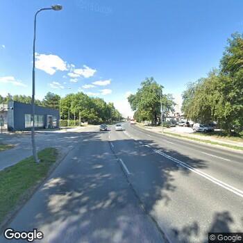 Widok z ulicy Centrum Medyczne Karpacz Szpital