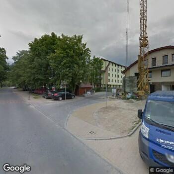 Widok z ulicy ISPL Ewa Zgliczyńska-Duda