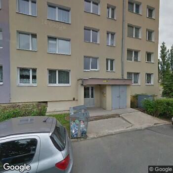 Widok z ulicy ISPL Izabela Kobusińska-Libergal