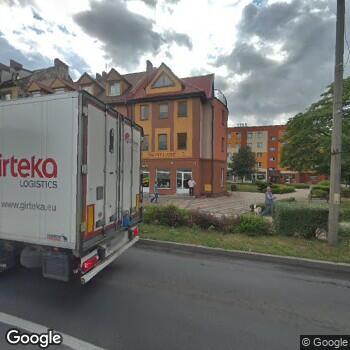 Widok z ulicy ISPL Maria Woźniak - Lipnicka