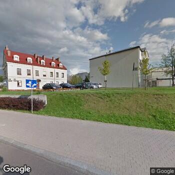 Zdjęcie z ulicy Uniwersytecki Szpital Kliniczny w Białymstoku