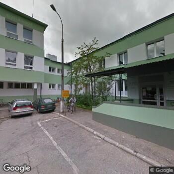 Zdjęcie z ulicy SPZOZ w Augustowie