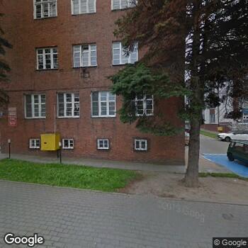 Widok z ulicy ISPL Dariusz Drzymała