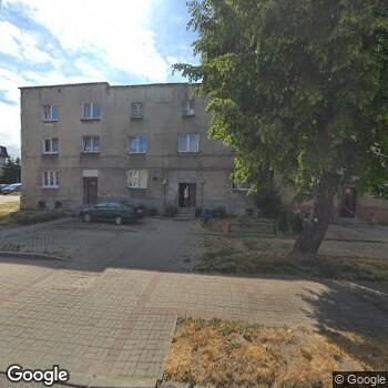 Widok z ulicy ISPL Janina Żółkiewicz