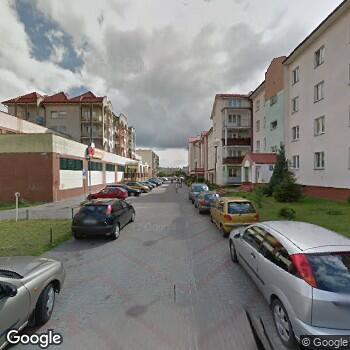 Widok z ulicy ISPL Andrzej Grabowski