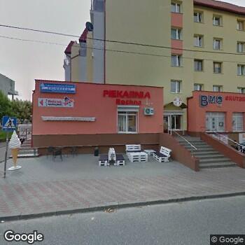 Widok z ulicy Joanna Maria Zienkiewicz