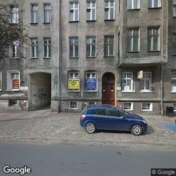 Widok z ulicy ISPL Jerzy Wróbel