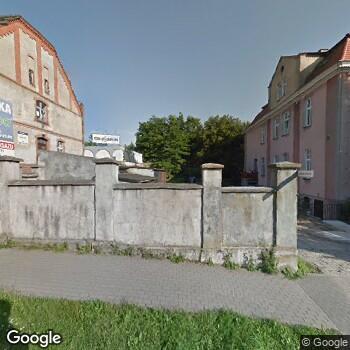 Widok z ulicy Solmed Chojnice