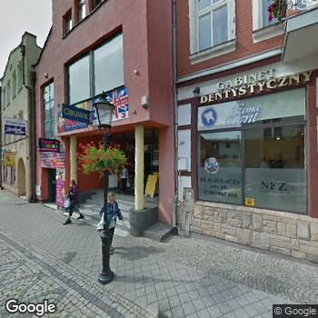 Widok z ulicy Fama-Dent Magdalena Kortas
