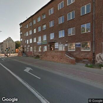 Widok z ulicy NZOZ Endogyn Jarosław Szymula
