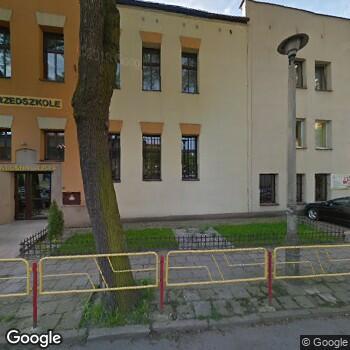 Widok z ulicy Caritas Diecezji Sosnowieckiej