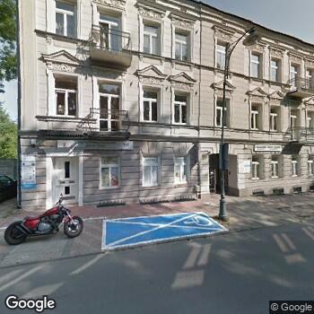 """Zdjęcie z ulicy """"Euro-Med"""" Waldemar Tyrek, Małgorzata Tyrek"""