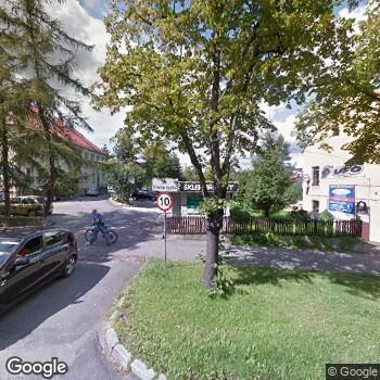 Zdjęcie z ulicy Zespół Zakładów Opieki Zdrowotnej w Cieszynie