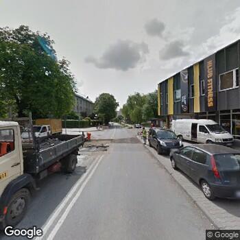 Zdjęcie z ulicy Przychodnia Akademicka w Gliwicach