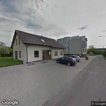 Widok z ulicy Piotr Buchwald