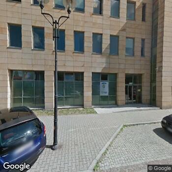 Widok z ulicy Magdalena Pniok