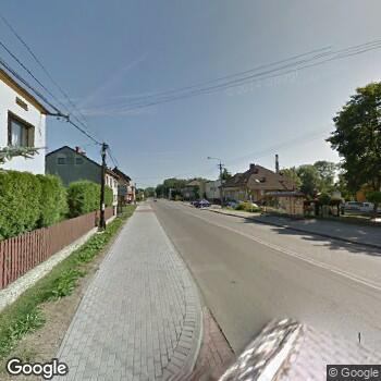 Widok z ulicy Halina Kaźmierczak