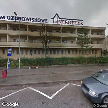 Zdjęcie budynku Szpital Uzdrowiskowy Energetyk
