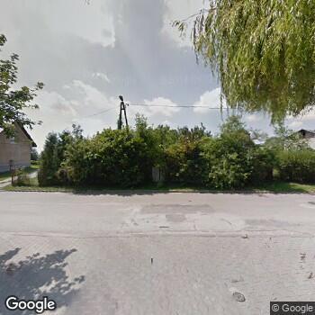 Widok z ulicy Małgorzata Furmanek-Strzeszkowska Prywatny Gabinet Lekarski