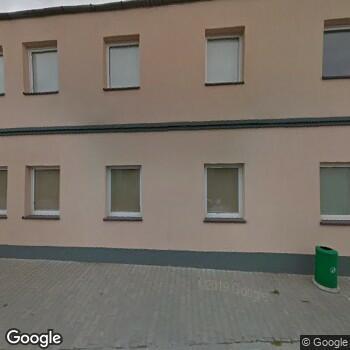 """Widok z ulicy Zdzisław Ogonek NZOZ """"Nowe Życie"""""""