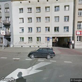 Widok z ulicy IPL Tomasz Kapturski