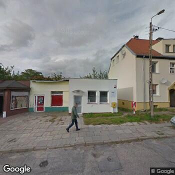 Widok z ulicy Praktyka Położnych Rodzinnych Nova Vita S. C- Renata Grajper, Katarzyna Kołecka, Elżbieta Fałkowska