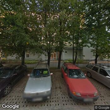 Widok z ulicy I.A. Sokołowscy Lekarze Dentyści